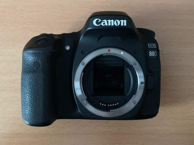 29333 Canon EOS 80 Body