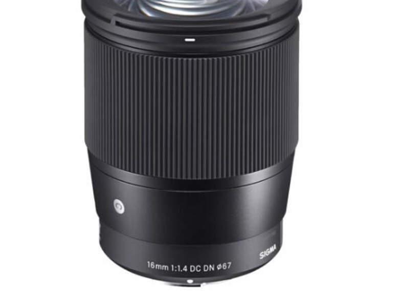 29420 Sigma 16mm, f1.4, sony E-Mount