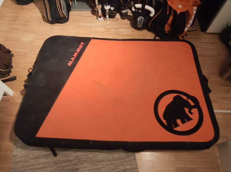 29474 Mammut Crashpad / Bouldermatte