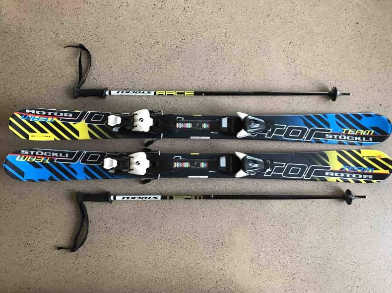 29747 Ski Stöckli 125cm