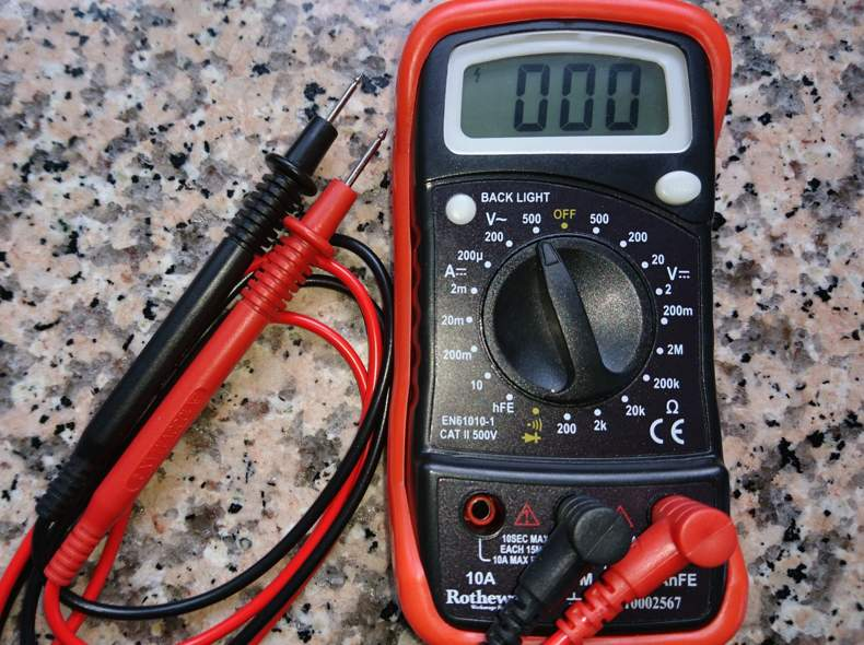 29976 Multimeter