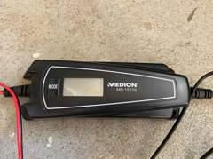 30126 Ladegerät für Auto- & Töffbatterien