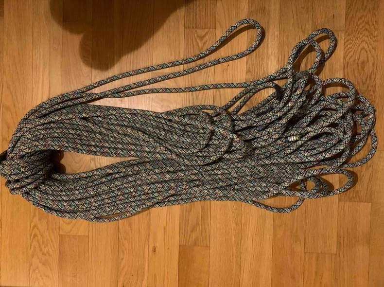 30162 Edelrid Swift Eco Dry, 8.9mm, 50m