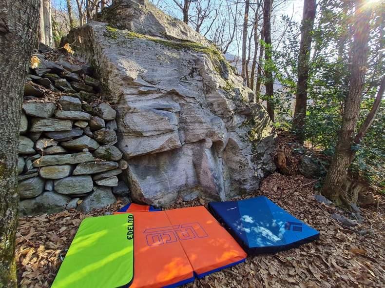30221 Set Crashpads zum Bouldern