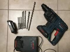 30286 Bohrhammer Bosch 18V