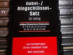 30326 Gabel/Ringschlüssel