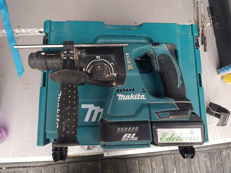 30450 Bohrhammer 18v inkl. Zubehör