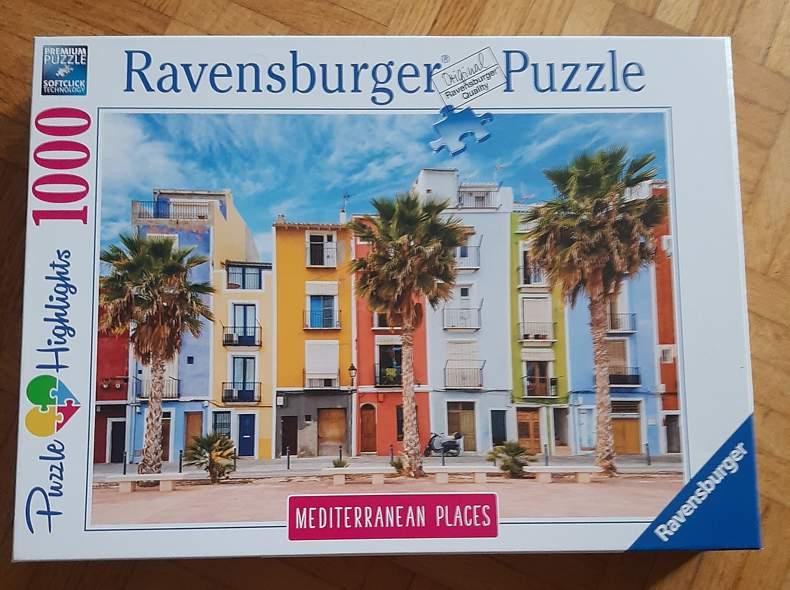 30457 Puzzle Mediterranean Places