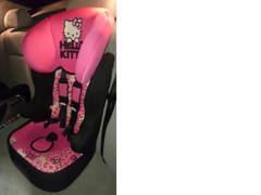 5973 Kindersitz Autositz Hello Kitty