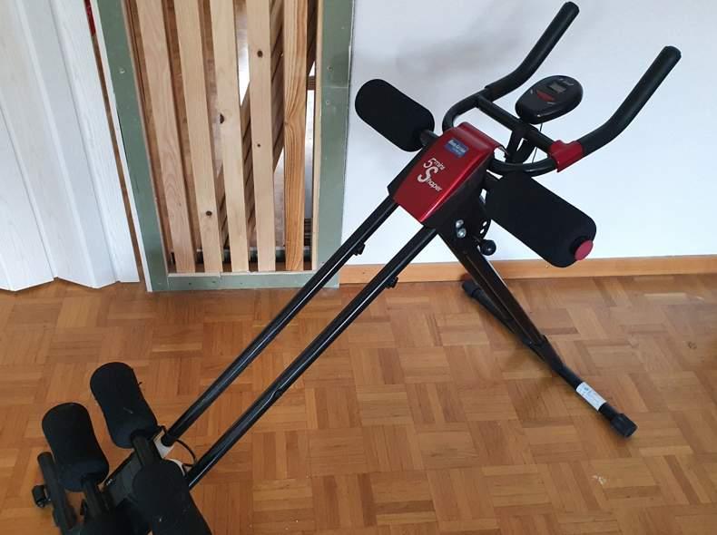 30665 Fitnessgerät - 5 mins shaper