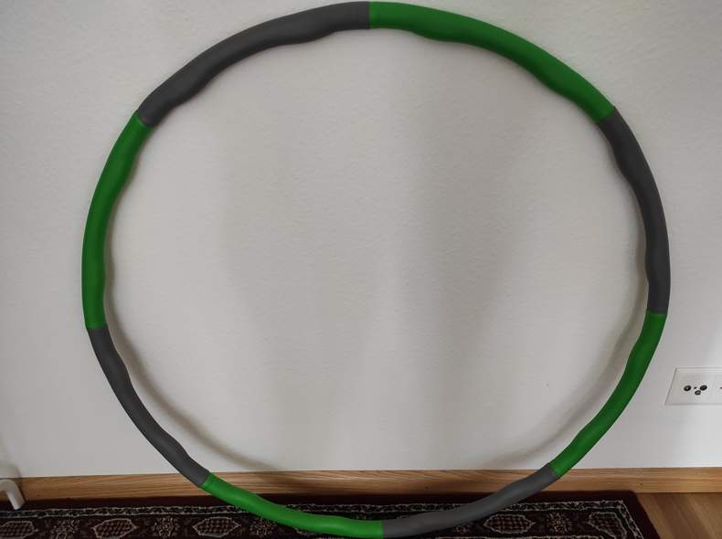 30776 Fitness Hula Hoop