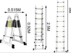 30943 5m Teleskop-Leiter