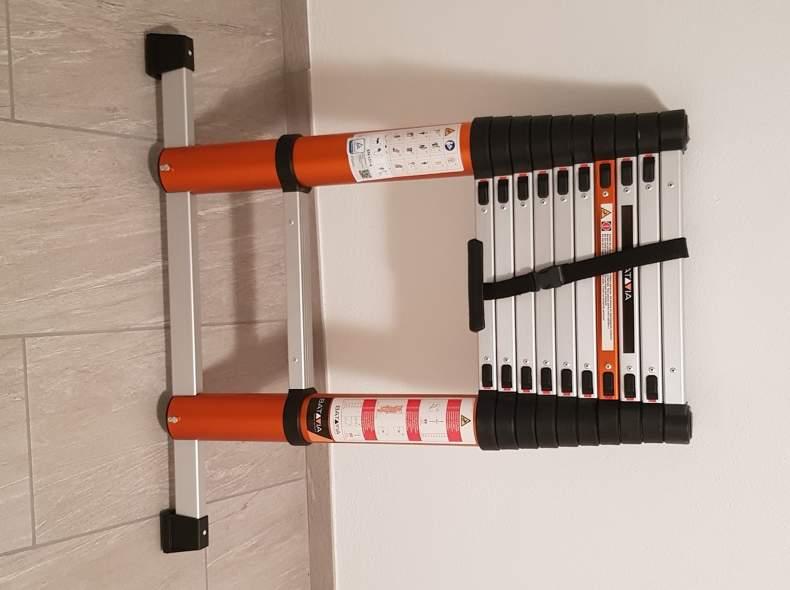31320 Leiter Teleskopleiter