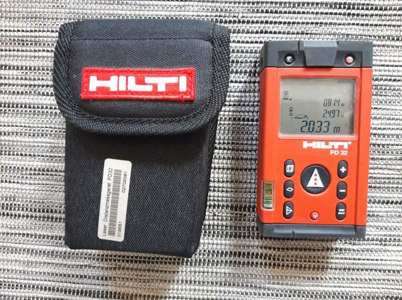 31452 HILTI PD 32