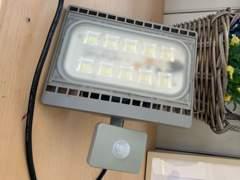 31486 LED Bauleuchte
