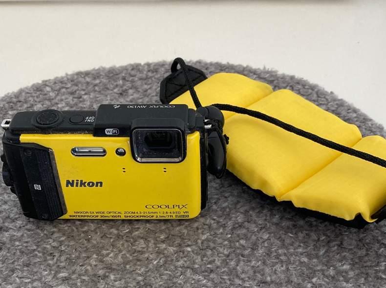 31567 Nikon Coolpix AW130