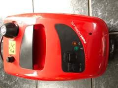 31722 Dampfreiniger Novomatic Saphir 2000