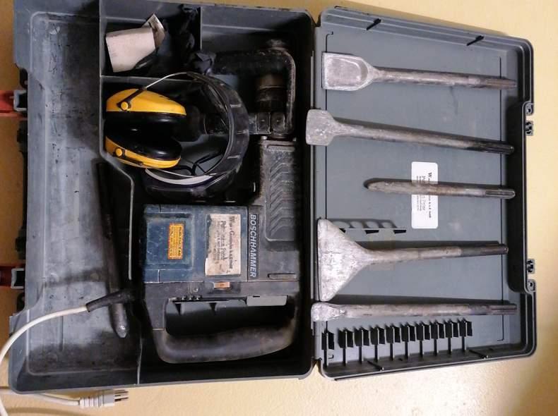 31725 Spitzhammer 5.5kg (Boschhammer)