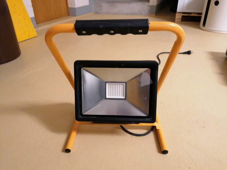 31726 Bauleuchter 50W LED