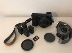 31833 Kamera Sony a6000