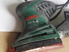 5992 Multischleifer Bosch PSM 160