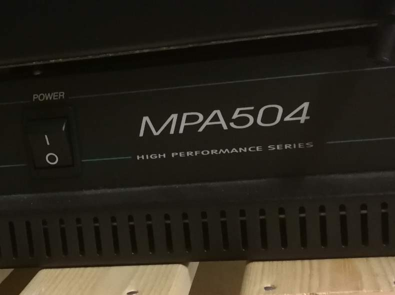 31935 Boxen, Mixer & Verstärker