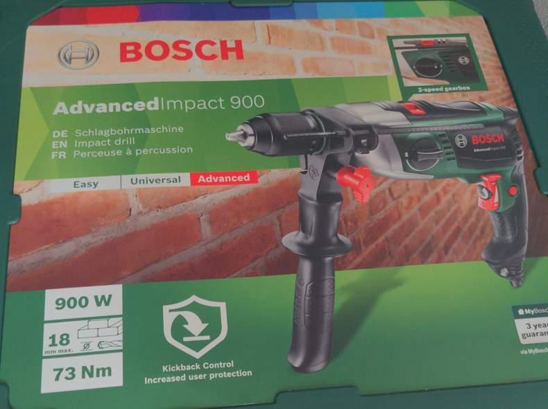 31977 Bosch Schlagbohrmaschine