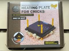 32010 Wärmeplatte Eckstück für Küken