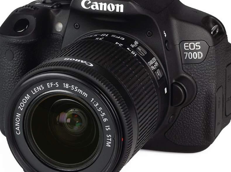 32017 Canon eos D700