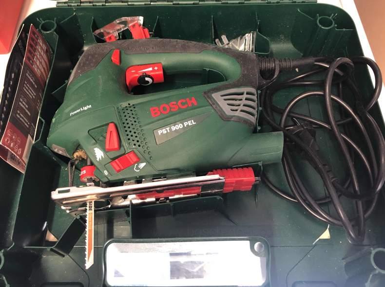 32166 Stichsäge Bosch PST 900 PEL