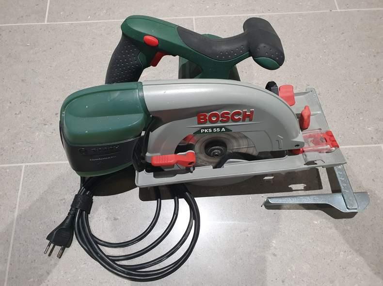 32181 Handkreissäge Bosch
