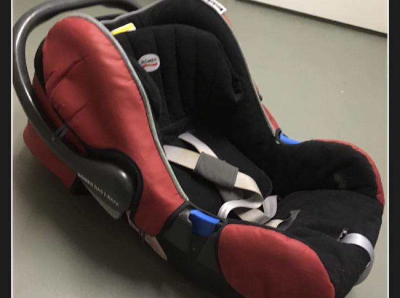6010 Kindersitz Römer Baby Safe
