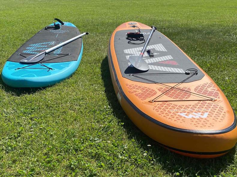 32472 2 Stand Up Paddle - direkt am See