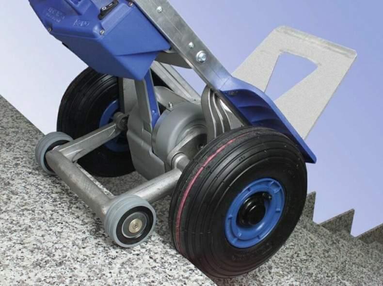 32511 Treppensteiger elektrisch 170kg