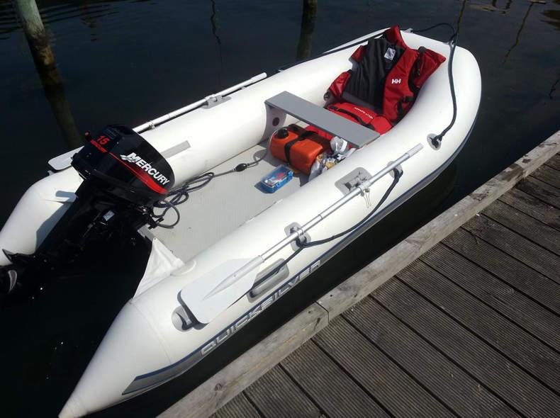 32541 Motorboot prüfungsfrei am Bodensee