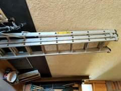 22648 Leiter bis 5.8m ausziehbar