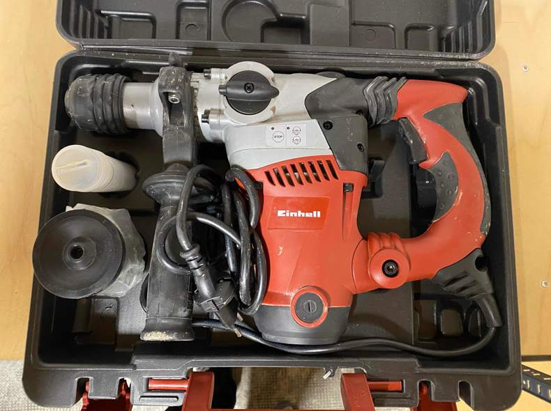 32855 Einhell Bohrhammer TE-RH 32 E