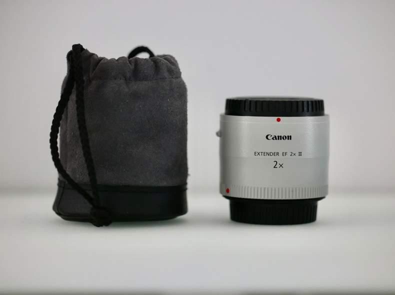 32860 Canon Extender EF 2.0x III