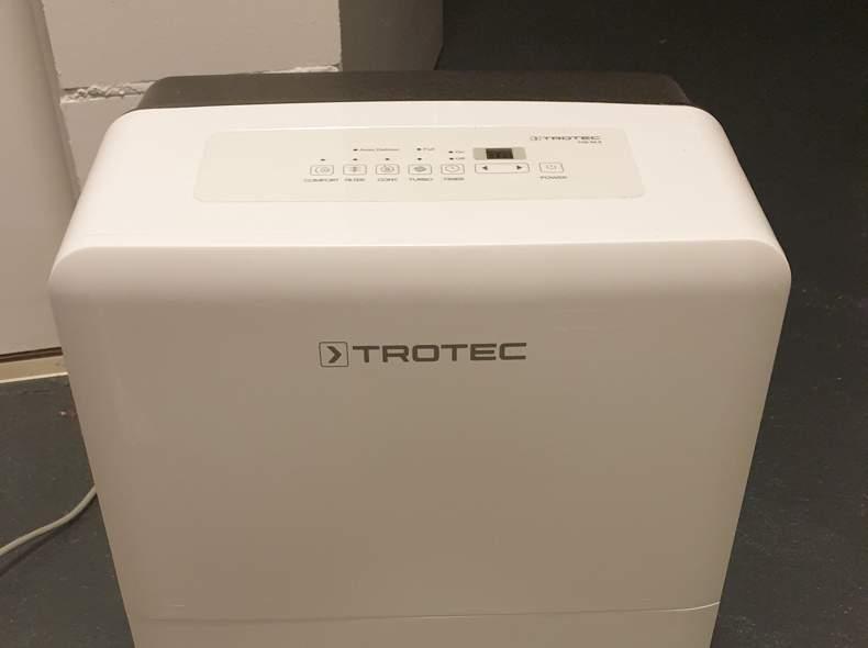32884 Luftentfeuchter TROTEC TTK96E