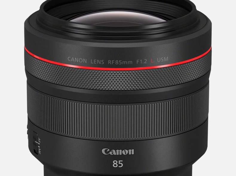 32992 Canon RF 85mm F1.2L USM Objektiv