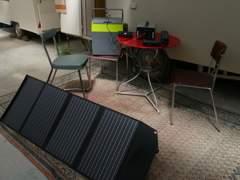 33050 Solar Generator 1000W mit Sol-Panel