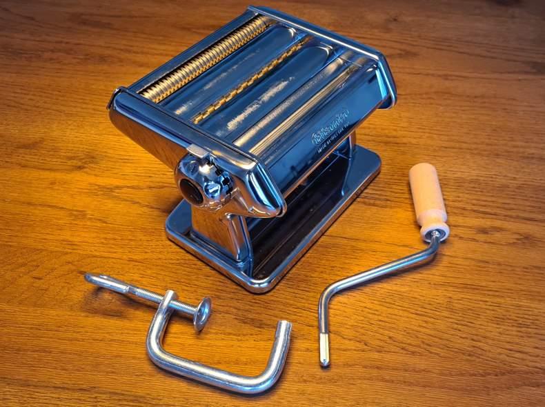 33405 Pastamaschine Nudelmaschine