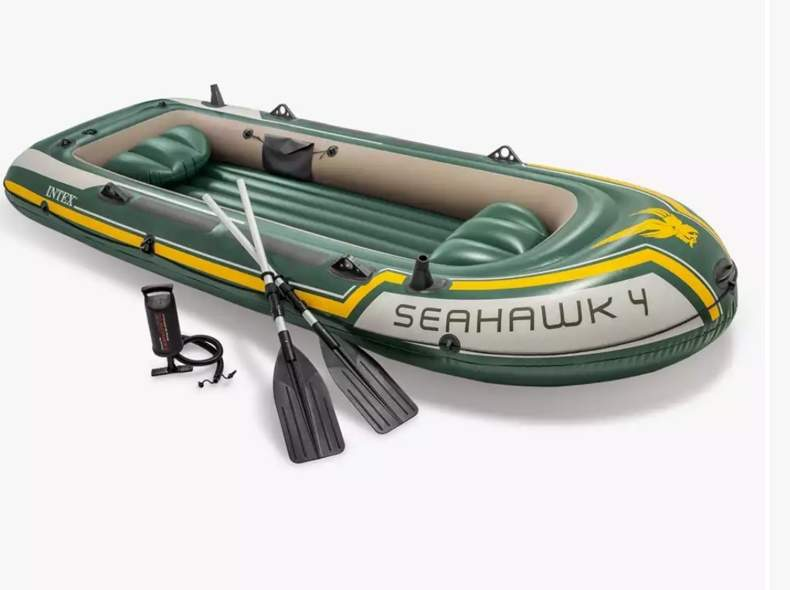 33490 Gummiboot/ Schlauchboot