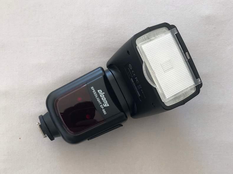 33538 Blitz Speedlight SP-680 Canon