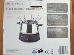 33720 Elektronisches Fondue Set