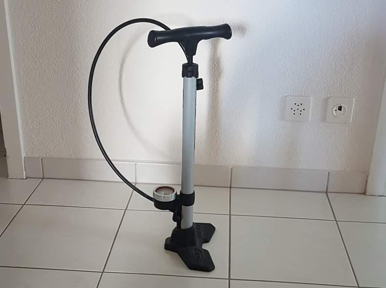 33722 Fahrradpumpe