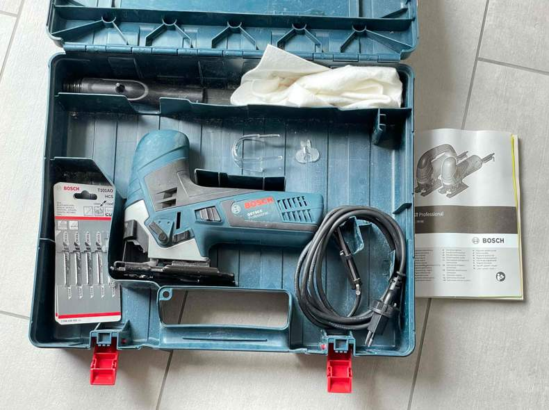 33781 Stichsäge Bosch GST90E Professional