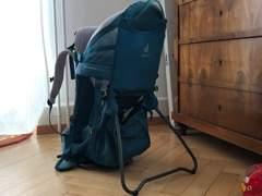 34068 Kindertragerucksack Deuter