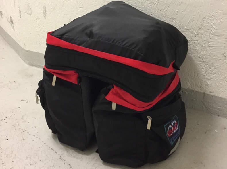 6039 Velogepäcktasche