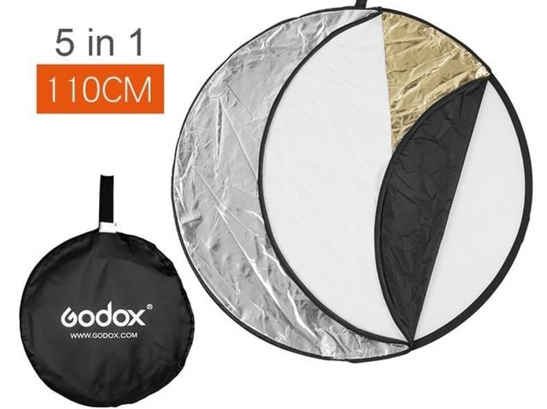 34187 Faltreflektor Reflektor Godox 110cm